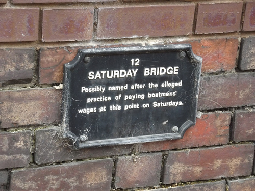 Saturday Bridge