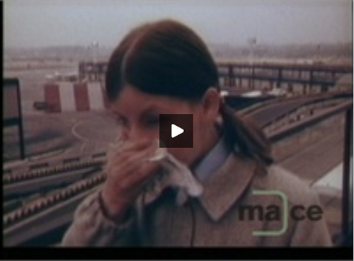 Sutton Coldfield Sneezing Girl