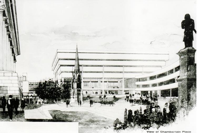 Central Librray