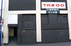 Taboo Cinema Club by Midge