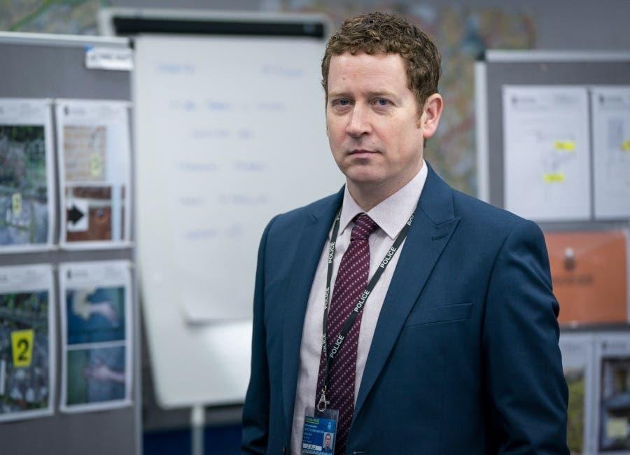 Brummie of the Year 2021 Nigel Boyle as Ian Buckells in Line of Duty